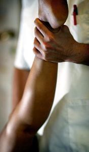 Smärta i arm och ben